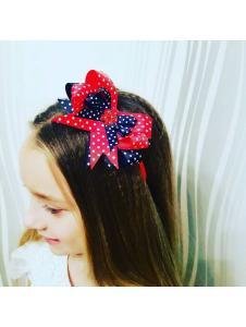 Обруч для волос 8