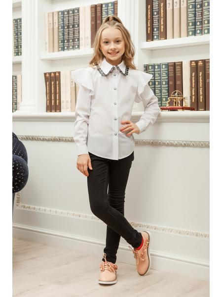 Блуза Для Девочки «sh-42» изображение