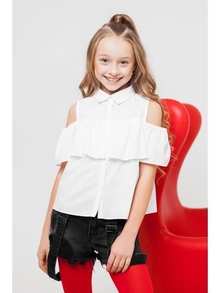 блузка для девочек sh-52 изображение