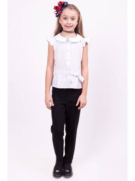 Фото товара — Школьная блузка для девочки «к-6»