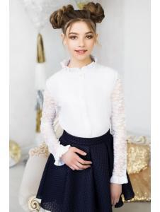школьная блузка «k-5»