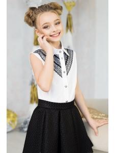школьная блузка «кs-7»