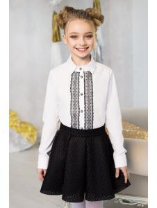 школьная блузка «кs-8»