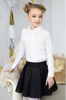 школьная блузка «ks-9»