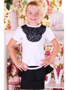 Школьная блуза B18