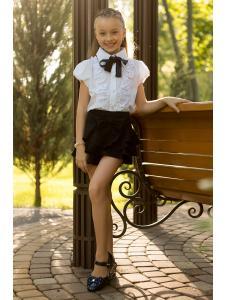блуза школьная «b-6»