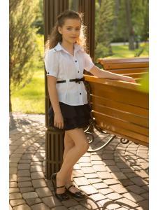 блуза школьная «b-7»