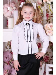 Школьная блуза B8