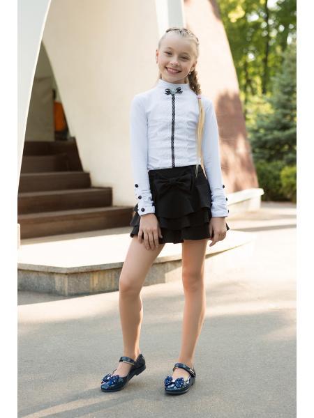 Школьная блуза B9 изображение