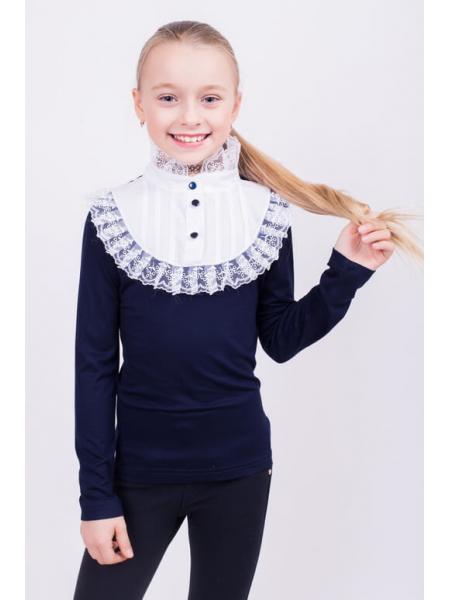 Школьная блуза sh-38 фото