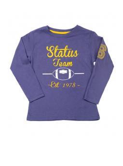 Фото футболка «status team» (с длинным рукавом)
