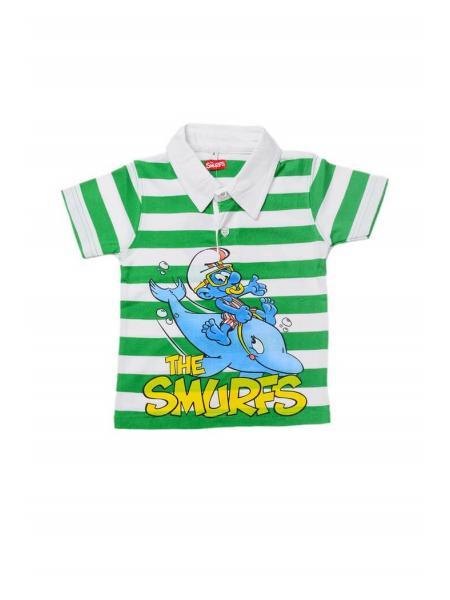 Футболка Для Мальчика «The Smurfs» изображение