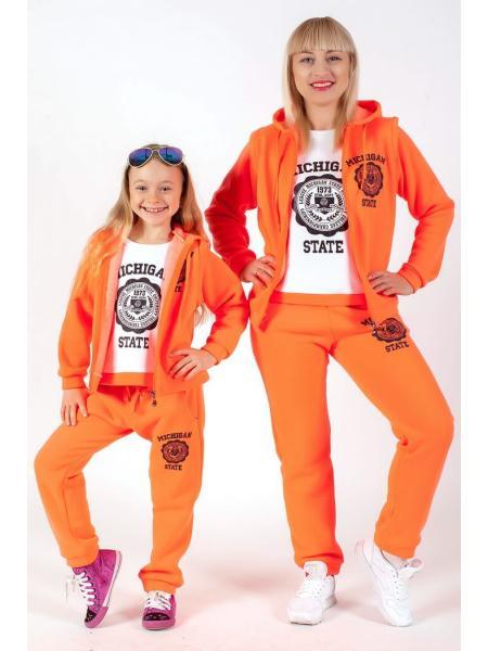 Комплект Мичиган Мама + Дочка (детский и взрослый костюмы)
