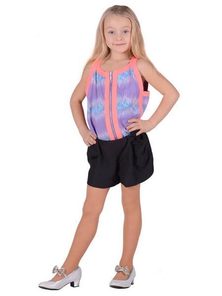 Фото товара — Детский костюм BR-21 для девочки