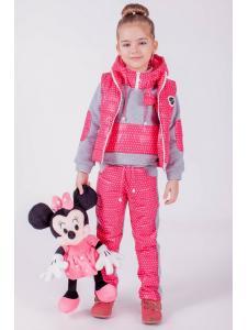 костюм для девочки «minnie mouse»