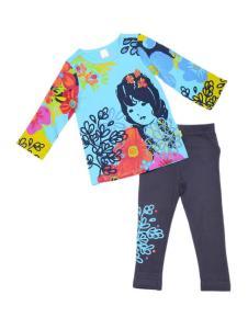 костюм для девочки «цветы»