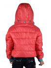 """Демисезонная детская куртка для девочек """"Армани"""""""