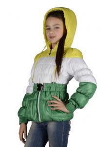 Детская куртка для девочки Париж
