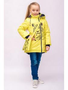 Детская весенняя куртка Тигруля