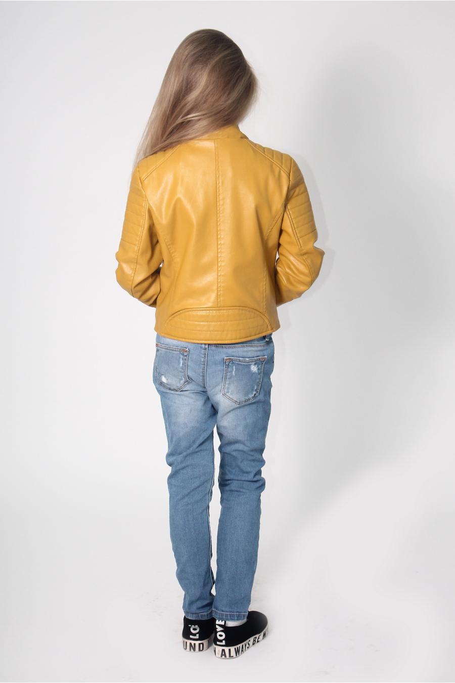 Модные туники для девочек