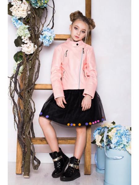 Куртка для девочки Эмми опт цена от производителя