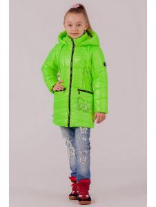 Куртка весенняя для девочки Модница
