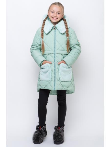 81372287106 Зимние куртки для девочек купить оптом от производителя Barbarris