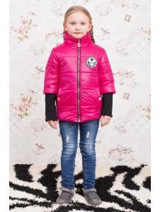 Весенняя куртка для девочки Диана