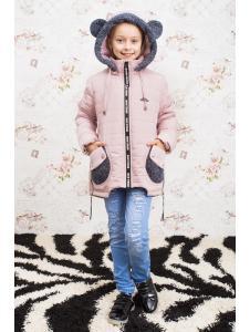 Весенняя куртка для девочки Мишель