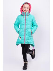 Весенняя куртка для девочки Seven