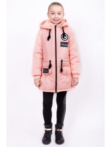 Весенняя Куртка Для Девочек «Smile»