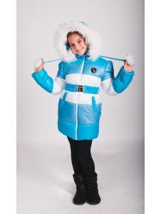 Зимняя куртка для девочек Варя