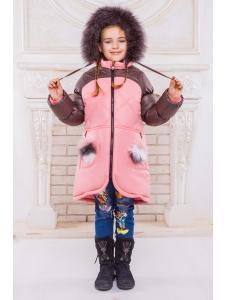 зимняя куртка «милана»