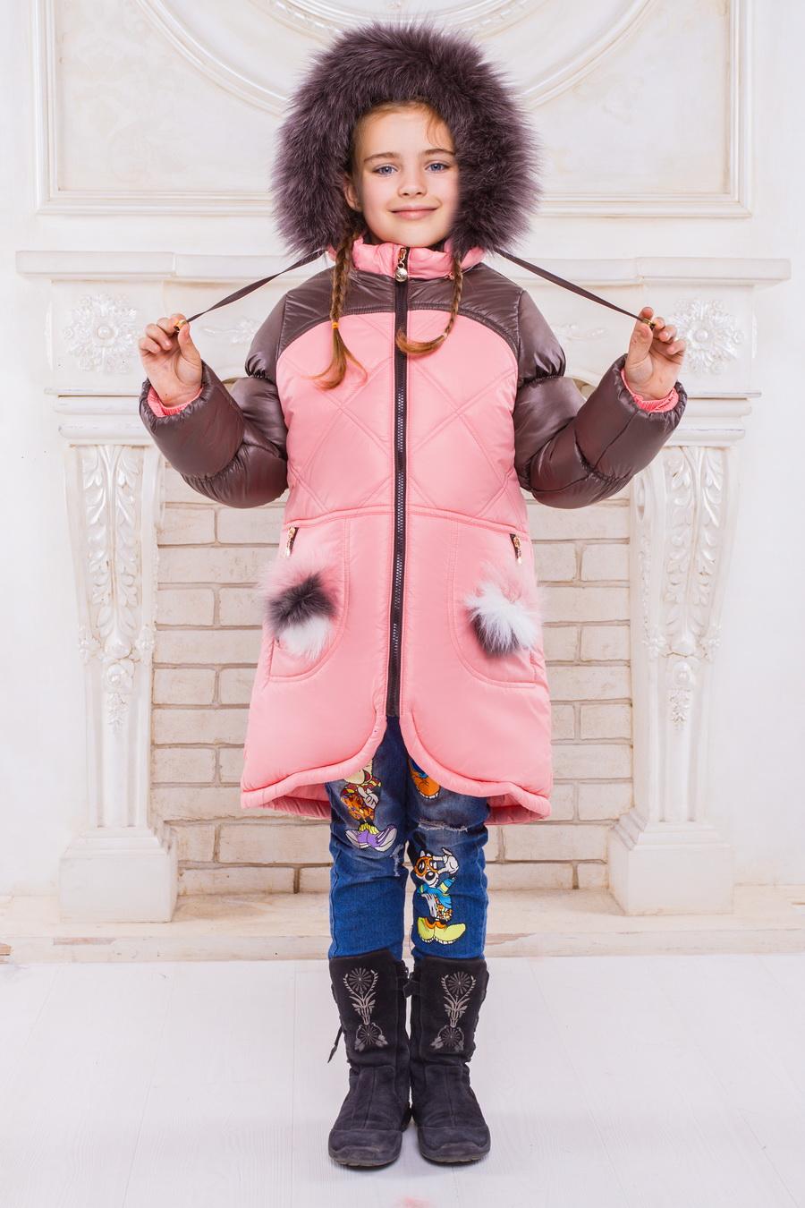 зимняя куртка «милана»Купить онлайн