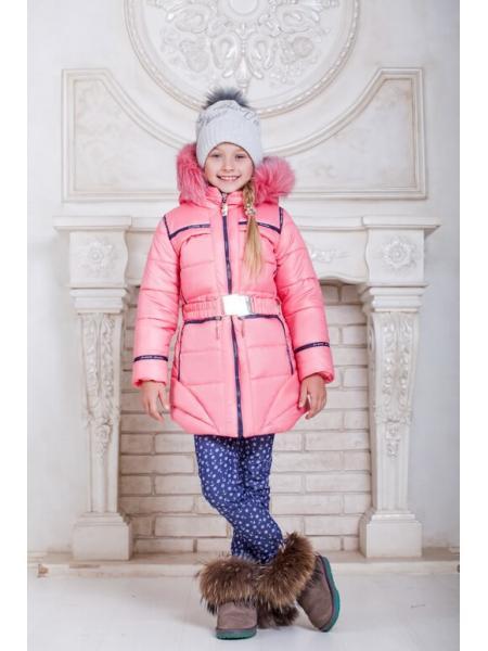 Зимняя куртка для девочки Тисса фото