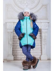 Зимняя куртка для девочки Жасмин