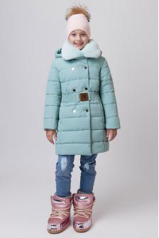 Зимняя куртка для девочки ZKD-2