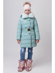 куртка зимняя для девочки «zkd-2»