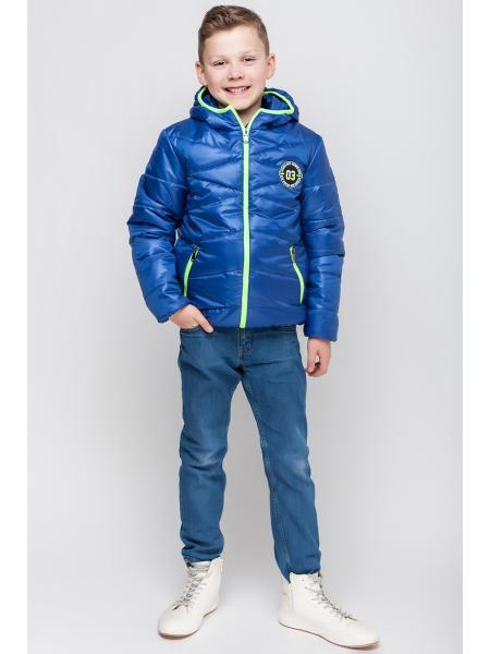 Демисезонная куртка для мальчика VKM 3 изображение