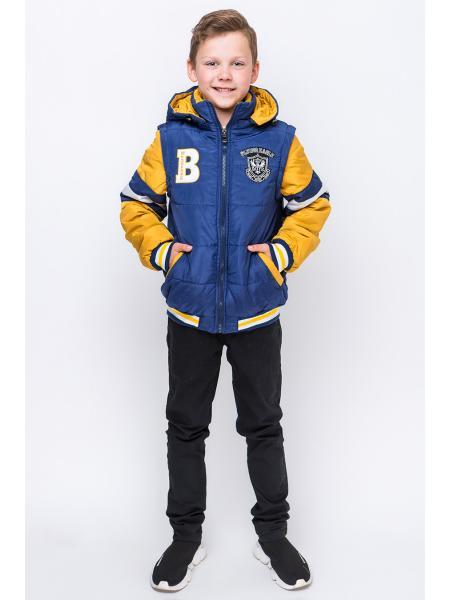 демисезонная куртка «boys» изображение