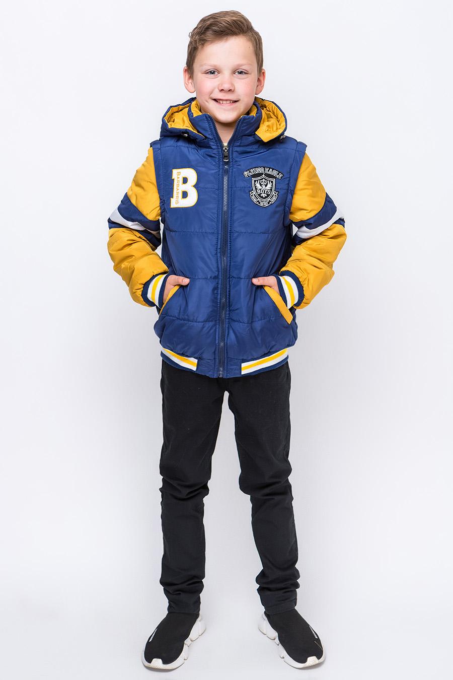 Демисезонная куртка для мальчика «boys»