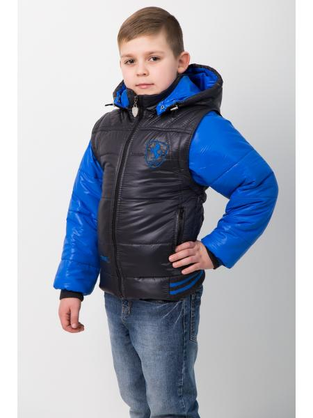 Куртка для мальчика Ferrari фото