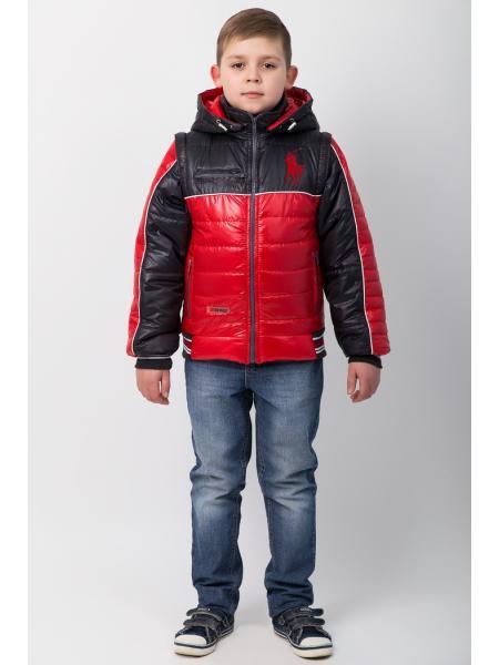 Куртка для мальчика POLO изображение