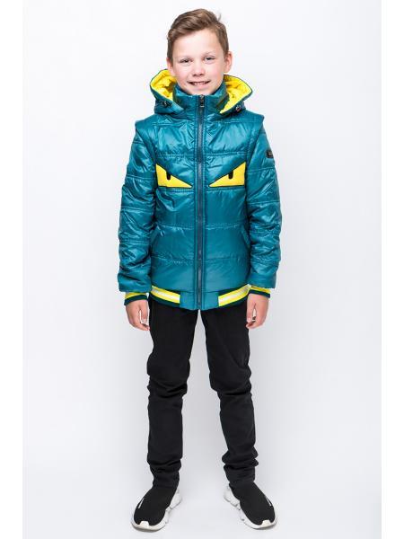 демисезонная куртка «пикабу» изображение