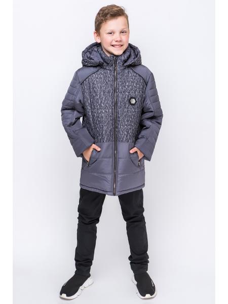 демисезонная куртка «plain» изображение