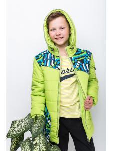демисезонная куртка «polo»