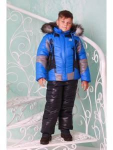 Зимний комбинезон для мальчика Макс