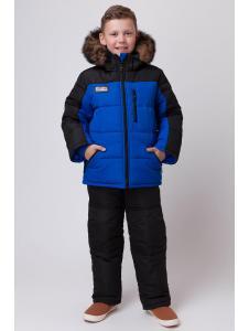 Зимний комбинезон для мальчика подросток KMP 1