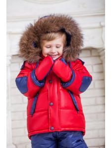 Зимний комбинезон для мальчика Тим