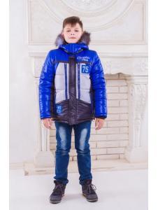 Зимняя куртка для мальчика 75